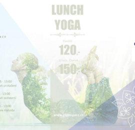 Plakát pro jógový seminář
