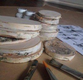 Kurz Tvoření s dřevem